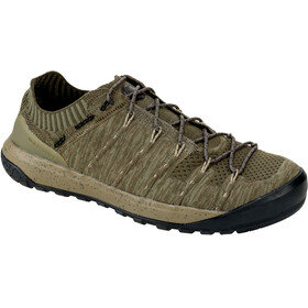 Mammut Hueco Knit Low - Chaussures Homme - olive